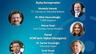 Akıllı KOBİ Platformu Lansman Toplantısı (İnternet Üzerinden) 17 Eylül 2021 Cuma – Saat: 16:00 Toplantının takip edileceği adres: http://webinar.tobb.org.tr