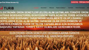 """Karapınar Ticaret Borsası Başkanı Ahmet Ulusoy, 2018 yılında kuruluşu gerçekleştirilen ve Karapınar Ticaret Borsası'nında kurucu ortağı olduğu Türkiye Ürün İhtisas Borsası A.Ş. 'nin (TÜRİB) faaliyete geçmesiyle birlikte Elektronik Ürün Senetleri'nin (ELÜS) alım-satım işlemleri, yatırımcılar tarafından aracı olmaksızın http://www.turib.com.tr adresinden erişileceğini """"TÜRİB İşlem Platformu"""" üzerinden doğrudan emir girme yoluyla gerçekleştirileceğini belirtti."""