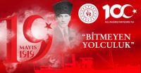 """Yönetim Kurulu Başkanı Ahmet Ulusoy, 19 Mayıs Atatürk'ü Anma Gençlik ve Spor Bayramı dolayısıyla yayımladığı mesajda, 19 Mayıs ruhunun milletimizin karakterini yansıttığını belirterek, """"Karakteri bağımsızlık olan milletimizin, 19 Mayıs'ta başlayan ve dünyaya emsal olan Kurtuluş Savaşı, dünya tarihinin en büyük başarılarından birisidir. Gazi Mustafa Kemal Atatürk ve arkadaşlarının 100 yıl önce yaktıkları bu meşale hiçbir zaman sönmeyecektir"""" ifadesini kullandı."""