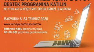 """Türkiye Odalar ve Borsalar Birliği (TOBB) ve Trendyol, daha çok sayıda KOBİ'nin e-ticarete başlamasını sağlamak için """"Trendyol ile İşini Büyüt"""" KOBİ destek programını başlattı."""