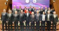 Borsamız Yönetim Kurulu Başkanı Ahmet Ulusoy, MEB-TOBB-TOBB ETÜ Mesleki Eğitim İşbirliği Protokolü İmza Törenine katılım sağladı.
