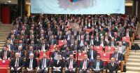 Borsamız Yönetim Kurulu Başkanı Ahmet Ulusoy'un katıldığı, İstihdam Seferberliği 2019 Tanıtım Toplantısı, Aile, Çalışma ve Sosyal Hizmetler Bakanı Zehra Zümrüt Selçuk, Hazine ve Maliye Bakanı Berat Albayrak ve Kültür ve Turizm Bakanı Mehmet Nuri Ersoy'un katılımıyla, Türkiye Odalar ve Borsalar Birliği (TOBB) Başkanı M. Rifat Hisarcıklıoğlu'nun evsahipliğinde yapıldı.