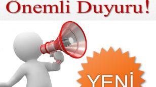 Sayın Üyemiz,  Türkiye Odalar ve Borsalar Birliği'nden Borsamıza gelen yazıda;